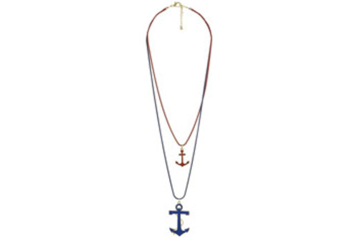 Forever 21 Anchors Away necklace $6.80
