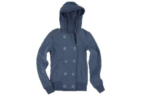 Bluenotes Double Breated Marine hoodie $19.50