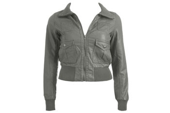 Wet Seal bomber jacket $44.88