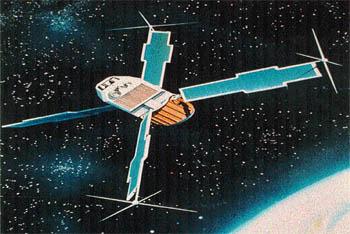Uhuru Satellite