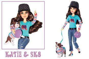 Katie and SK8
