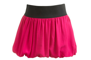 Wet Seal elastic waist bubble skirt $16.50