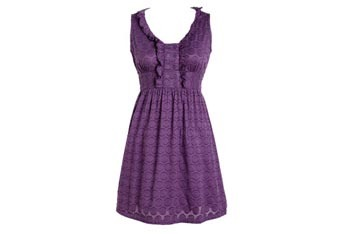 Delia Angela Dot Dress $44.50