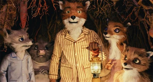 No. 10: Mr. Fox
