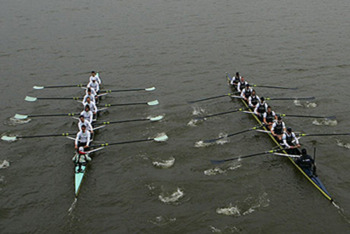 Rowing the River