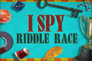 I SPY Riddle Race