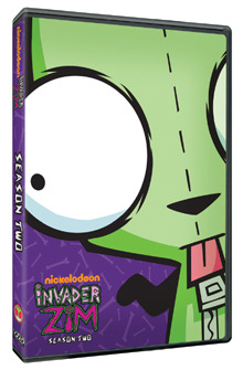 Invader Zim Season 2