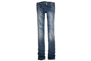 Skinny jeans, American Eagle, $49.50