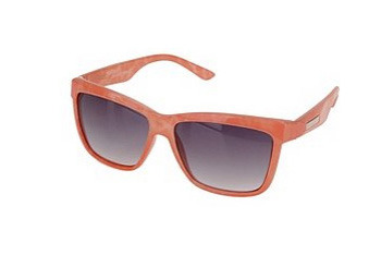 Marble Risky sunglasses in Coral, Urban Outfitters, $10