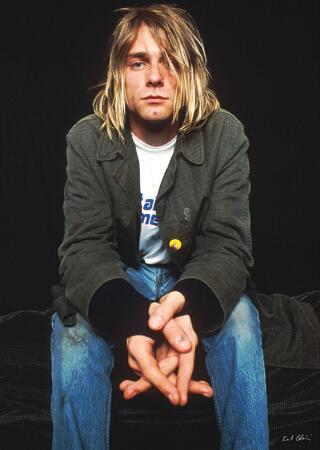 Kurt Cobain Trends