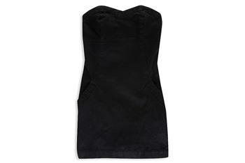 Forever 21 woven sweetheart dress, $22.90