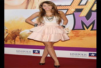 Hannah Montana: The Movie in 2009