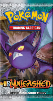 Pokémon HS-Unleashed Booster