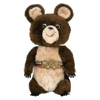 Misha the Bear