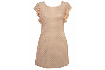Lace frill dress from Miss Selfridge, $60