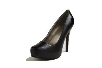 Patent platform heel from Charlotte Russe, $25