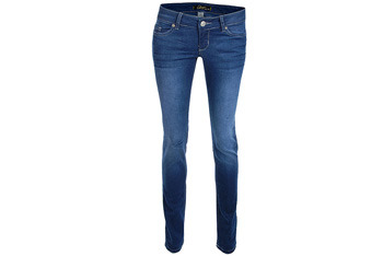 Super skinny jeans from Garage Clothing, $15
