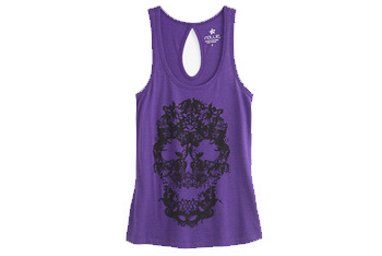 Nollie Veronica keyhold tank top from Pacsun, $20