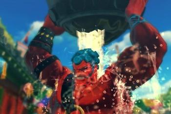 Courtesy of Capcom