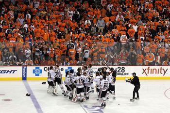 Sad Orange Fans