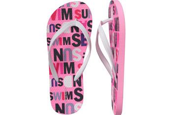 Pink flip flops from OldNavy.com, $3.50