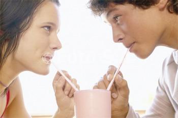 One Milkshake, Two Straws