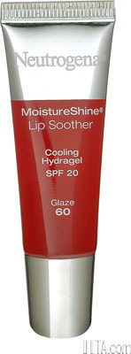 Neutrogena Moisture Shine Lip Soother SPF 20 in Glaze, $5.99