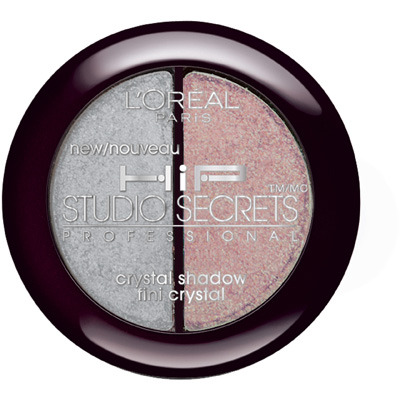 "L'Oreal Hip Studio Secrets Professional Crystal Shadow Duo in ""Romantic"", $7.99"