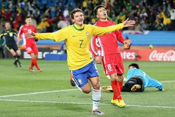 Brazil Goal!