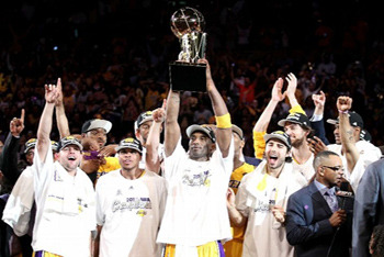 Champion Lakers