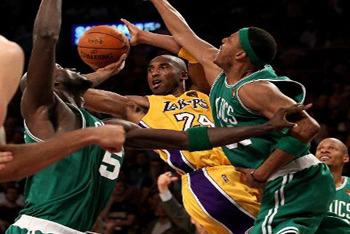 Swarming Celtics