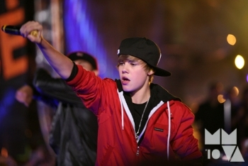 Justin Bieber: 2010 MMVA's