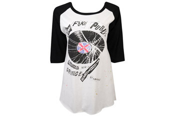Raglan top from Forever 21, 8.99