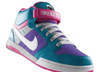 Nike Air Mogan Mid ID shoes, $105