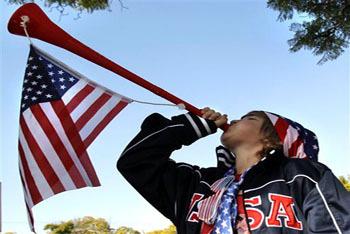 USA Vuvuzela