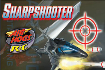 Sharpshooter Helicopter