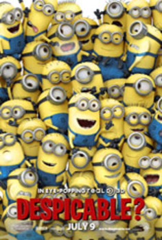 Despicable Me Movie Giveaway!