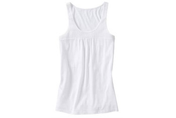 Smocked-yoke tank from Oldnavy.com, $19.50