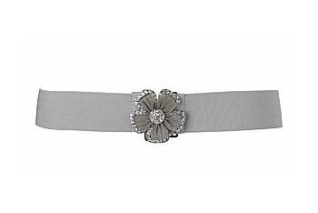Mesh flower belt from NewLook.com, $12