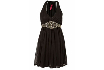 Gossip Girl Serena dress from Miss Selfridge, $65