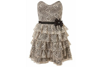 Gossip Girl Jenny dress from Miss Selfridge, $70