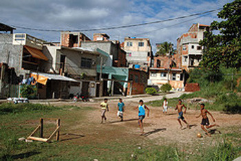 Soccer Slum