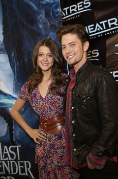 Jackson Rathbone and Nicola Peltz