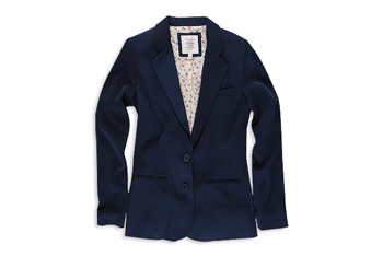 Floral Secret blazer from Forever21, $26