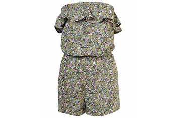 Ditsy floral romper from Forever 21, $17.80