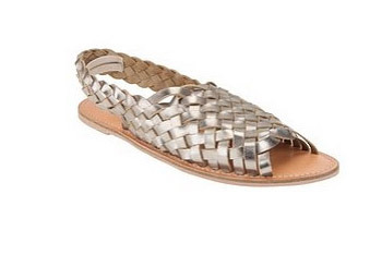 Ecote woven huarache sandals from UrbanOutfitters.com, $34
