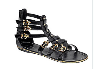 """Schimming"" sandals from Myspringshoes.com, $39.99"