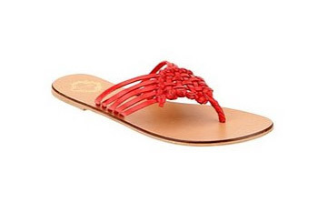 Ecote macrame sandals from UrbanOutfitters.com, $24