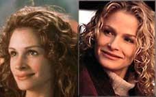 Left: Julia  | Right: Kyra