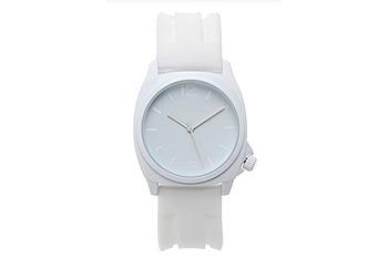 Smaldone white rubber watch from Aldo.com, $19.99